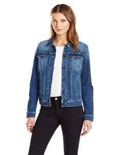 """The morgana jacket is a medium blue easy fitting denim jacket with gold hardware       Famous Words of Inspiration...""""Television has brought back murder into the home, where it belongs.""""   Alfred Hitchcock — Click here for more from Alfred...  More details at https://jackets-lovers.bestselleroutlets.com/ladies-coats-jackets-vests/denim-jackets/product-review-for-joes-jeans-womens-morgana-relaxed-fit-denim-jacket/"""