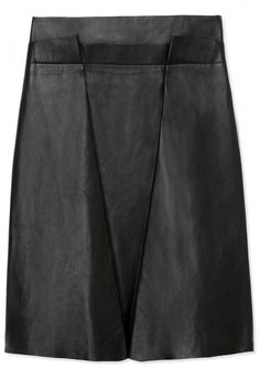 Best Leather Skirts - Fall Leather Trend - Harper's BAZAAR