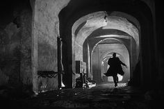 The cinematography of Film Noir