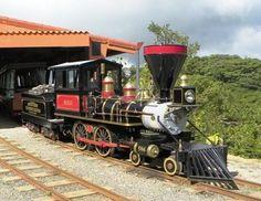 costa rica trains   Old-Fashioned Trains