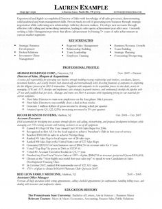Summary Examples For Resume A Resume Summary Examples  Pinterest  Sample Resume