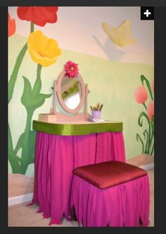 Fairy room ideas