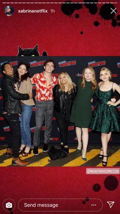 Chilling Adventures of Sabrina Sabrina Cast, Kiernan Shipka, Sabrina Spellman, Austin And Ally, Tv Land, Television Program, Ross Lynch, Executive Producer, Boyfriends