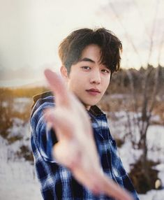 Nam Joo Hyuk Smile, Nam Joo Hyuk Cute, Joon Hyung, Park Hyung Sik, Handsome Actors, Cute Actors, Weightlifting Kim Bok Joo, Nam Joo Hyuk Wallpaper, Jong Hyuk