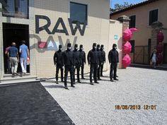 G-Star Raw at Pitti Uomo 84th