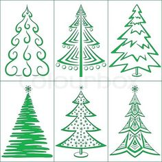 Google Image Result for http://www.colourbox.com/preview/2908005-667451-christmas-trees-winter-holiday-symbols-set-isolated-vector.jpg