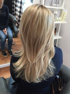 BlondHair #love#blond #hairdresser