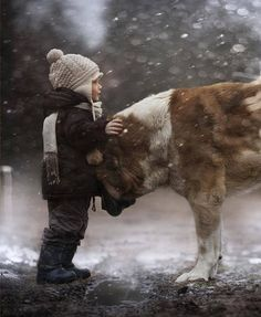 One Mother Is The Genius Behind The Most Beautiful Dog And Children Photos We've Ever Seen