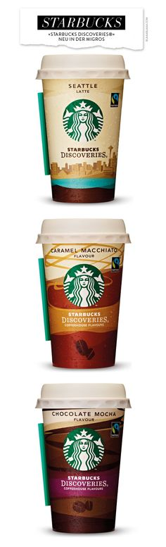 Starbucks Discoveries® @ Migros