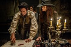 Nassau Prepares for an Invasion in the Next Black Sails | Welcome ...
