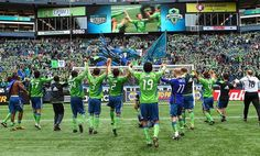 Seattle Sounders Seattle Sounders, Seattle Seahawks, Mls Cup, Yesterday And Today, Soccer Players, User Profile, Washington State, Rugby, Game