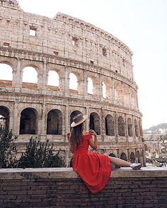 when in rome - coliseum