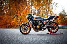 Honda CB1100F Restomod - Left Side
