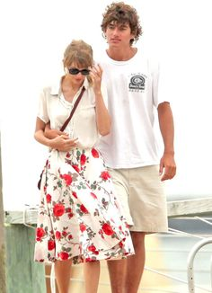 love Taylor's style when she was dating Conor Kennedy!!