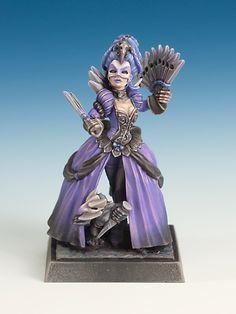 Queen of Shadows | Freebooter Miniatures