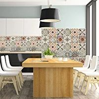 Ps00065 pared pegatinas de pvc para los azulejos para ba o for Pegatinas azulejos cocina