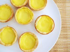 Singapore Stories: Chinese Egg Tarts