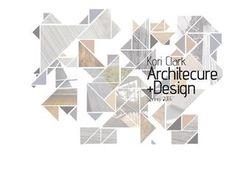 3rd Year Architecture Portfolio