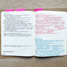 Productivity Coach in a Notebook - Bullet Journal