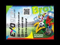 Copa Mundial de Brasil 2014/FIFA WORLD CUP Brasil - http://futbolvivo.tv/multimedia/videos/copa-mundial-de-brasil-2014fifa-world-cup-brasil/