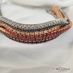 #diamonds #jewellery #jewelry #custommade #tailor #instagood #beautiful #bucharest #fashion #privateshowroom #privateshopping #newconcept #exclusive #highclass #bracelet #tennisbracelet #tennis #earrings #enagagementring #weddingring #karadiamond #necklace #whitegold #gold #stylish #fashion #influencer #saphire #ruby #shinebright #2018 #trend #personalizat #rings #perfectrings #gold #gemstone #emotiirafinate #fashion #luxury #diamonds #whitediamonds #weedingrings #engaged Bucharest, High Class, Bangles, Bracelets, Tennis, White Gold, Wedding Rings, Gemstones, Jewellery