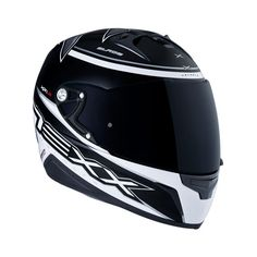 """XR1R BLADE WHITE """"Different models of full face motorcycle helmets"""""""