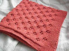 Ravelry: Alex's Baby Blanket pattern by Angie Jaszek