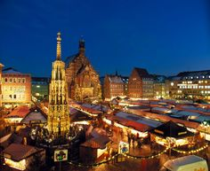 Confira galeria de fotos dos mercados de Natal da Alemanha