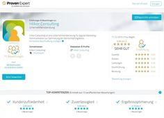 ProvenExpert Tool Online-Marketing