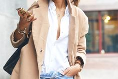 Neutral & White Winter Outfit Ideas : Street Style : MartaBarcelonaStyle's Blog