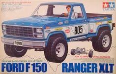 Mini 4WD History - Part 1