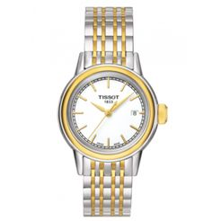 Tissot T-Classic Carson Lady Damenuhr TissotTissot Mint Watch, Seiko Gold, Bulova Watches, Metal Bands, Stainless Steel Case, Bracelets, Bracelet Watch, Jewelry Accessories, Positive Quotes