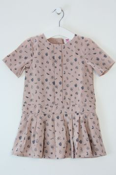 Vestido 2-3 años