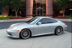 2001 Porsche 911 996 Carrera 2 Aero Kit, 19 in Wheel, Sports Suspension, image 4