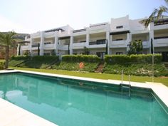 These 1, 2 and 3 bedroom apartments at the exclusive golf resort Finca Cortesin, Casares Costa, Costa del Sol, Spain are for sale from $310,000 euros to €765,000.  Click on the photo for more information.