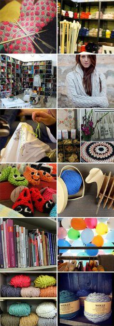 Buy wool at Wollen berlin! We have something unique from wool, do-it-yourself workshops and w Brooklyn Tweed, Berlin, Workshop, Diy Shops, Yarn Shop, Needlepoint, Panama Hat, Wool, Vacation Ideas