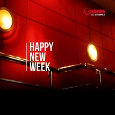 Hey guys; here is to wishing all of you a wonderful week from all of us @GenesisCinemas.