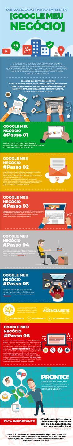 Saiba como cadastrar sua empresa no Google Meu Negócio - Agência Sete