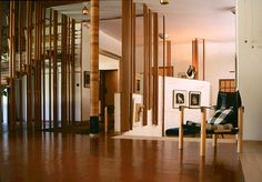 Villa Mairea. Alvar Aalto|Espacios en madera
