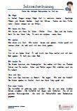 #Satzzeichentraining #Grundschrift 2.Klasse #Englisch #Arbeitsanweisungen sind in den Lösungen in Englisch übersetzt.  Arbeitsblätter / Übungen / Aufgaben für den Rechtschreib- und Deutschunterricht - Grundschule.  Es handelt sich um 76 Diktattexte, die auf 14 Arbeitsblätter verteilt sind. Die fehlenden Satzzeichen werden eingesetzt. Wortschatz 2.Klasse.  Grundschrift