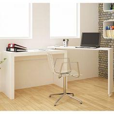 Escrivaninha BC 3106 Branca