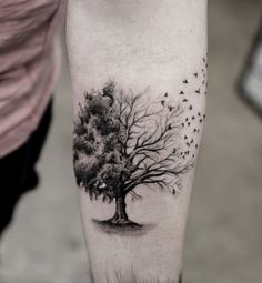 This post is a follow up to our popular 40+ Achingly Beautiful Tree Tattoos list we published last year. We hope you enjoy this list as much as we enjoyed curat