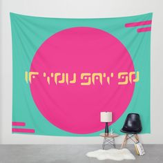 Buy The Saturn Series: If You Say So Wall Tapestry by LaSegunda. Worldwide shipping available at Society6.com. Just one of millions of high quality products available.