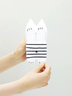 Peekaboo Toy Jointed Dolls - Mr Printables