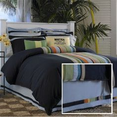 Nautica crew midnight bedding collection from beddingstyle com for