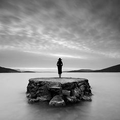 """""""Language… has created the word 'loneliness' to express the pain of being alone. And it has created the word 'solitude' to express the glory of being alone.""""  ~ Paul Johannes Tillich"""
