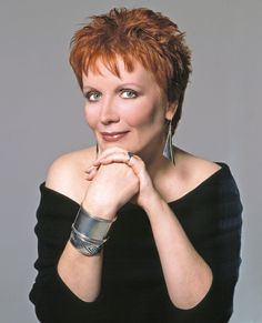 Maureen McGovern 63 signature song The Morning After which was featured in the big box film The Poseidon Adventure.