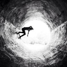 Into the light. @stuburnfools shot by @Dylan Gordon