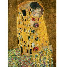 Fotobehang 411 The Kiss Ideal Decor Schilderij - Woonhandel