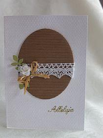 Kartki wielkanocne - Stylowi.pl - Odkrywaj, kolekcjonuj, kupuj Diy Easter Cards, Easter Crafts, Holiday Cards, Christmas Cards, Decorated Gift Bags, Diy Ostern, Easter Celebration, Marianne Design, Cardmaking